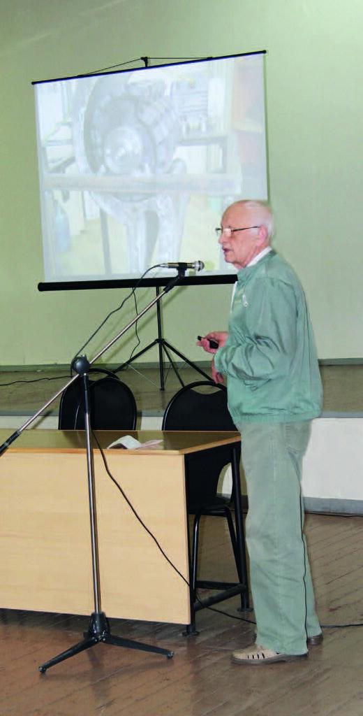 Профессор. доктор т.н. А. Г. Звегинцев