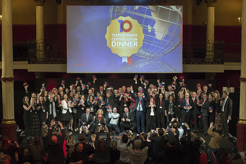 Top Employers France Certification Dinner 2018