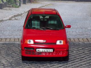 Fiat Cinquecento Sporting - 1993