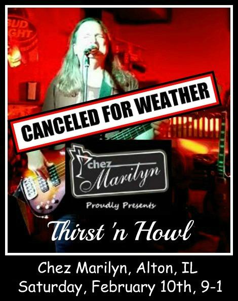 Thirst 'n Howl 2-10-18