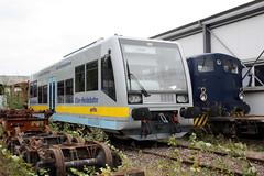 Baureihen 504, 672 - LVT/S