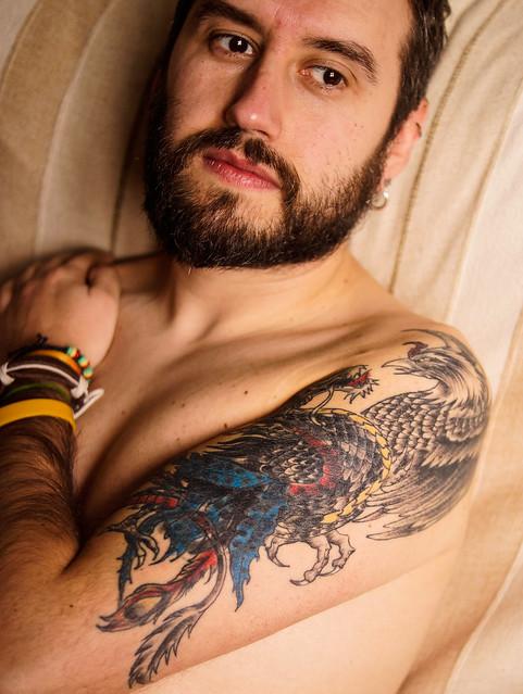 Eagle tatoo