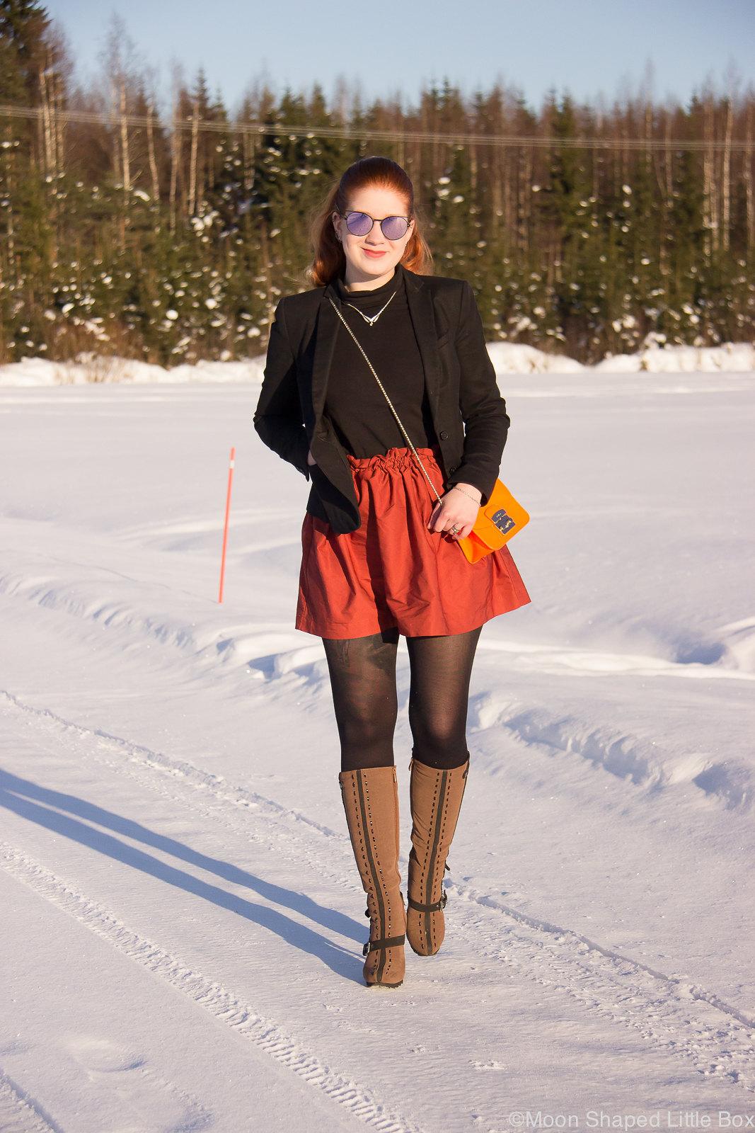 päivän asu, tyylibloggaaja, persoonallinen pukeutuminen