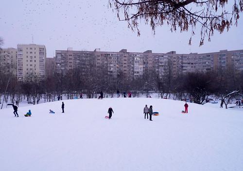 iarna bucharest românia sector3 derdeluș winter landscape snow zăpadă bucurești