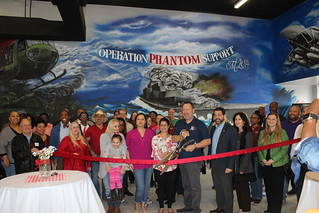 Ribbon Cutting: Operation Phantom Support