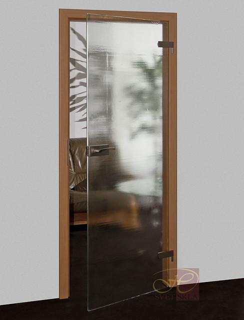 ginkyo skleněné dveře
