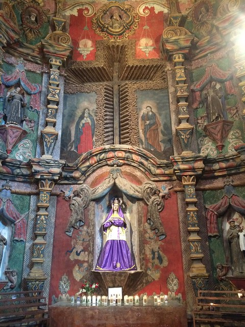 Tucson San Xavier del Bac Mission