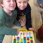 Eerste leerjaar; samen leren, samen spelen (11/17)