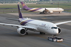THAI AIRWAYS AIRBUS350-900XWB HS-THG