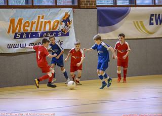 E-Jugend EWE Wintercup 2017-2018