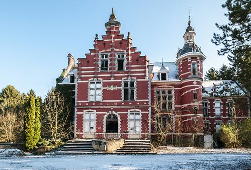 Huy, Château de la Motte en Gée