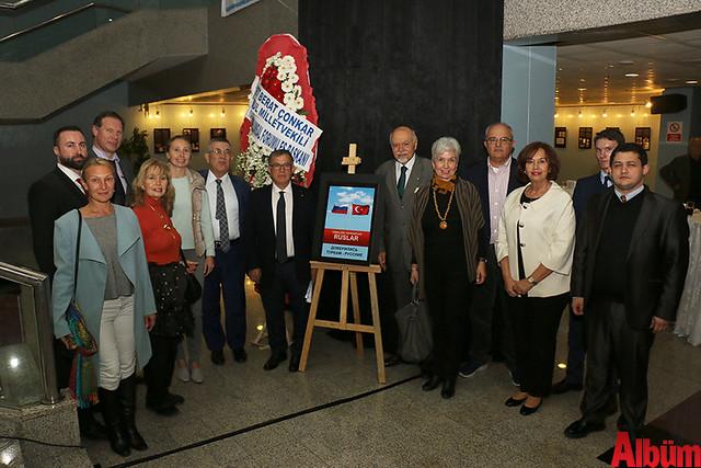 Antalya Büyükşehir Belediyesi Antalya Kültür Merkezi Rus Resim Sergisi