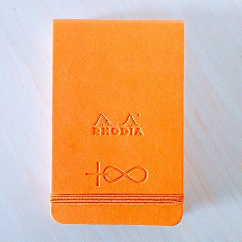 ロディアメモ帳 ¥1500(税抜)