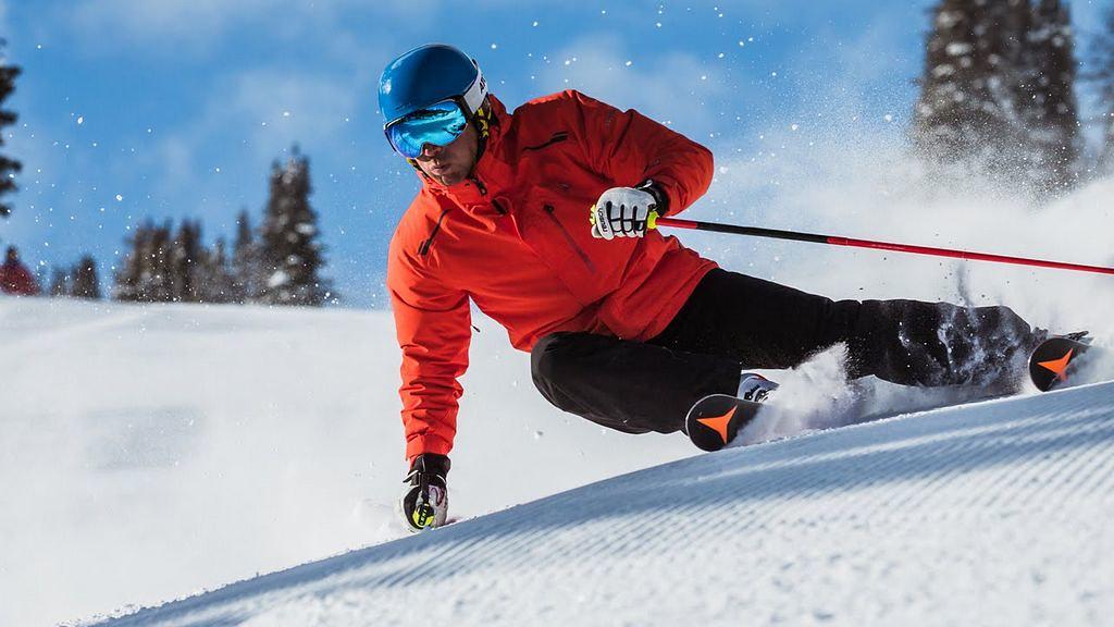 Si Spider-Man skierait ce serait la veste qu'il porterait