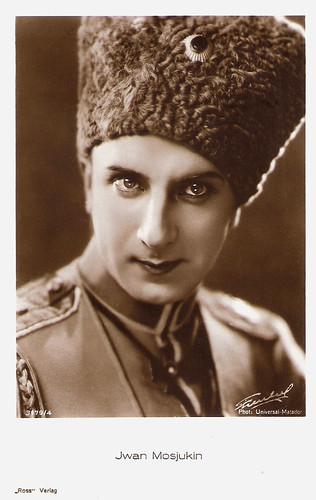 Ivan Mozzhukhin in Surrender (1927)