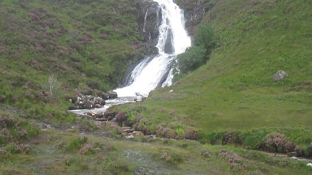 Video of Allt Coire Nam Bruadaram Waterfall, Skye