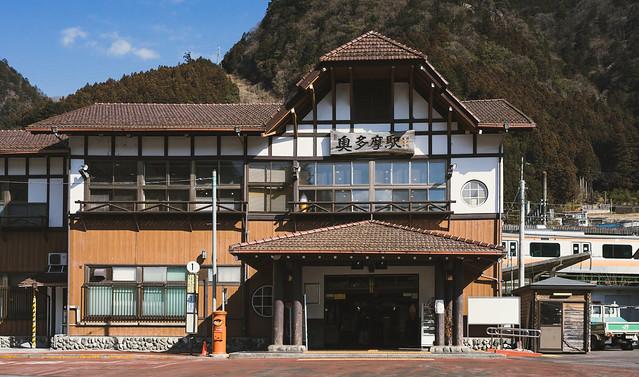 Nippara Shounyuudou(日原鍾乳洞)