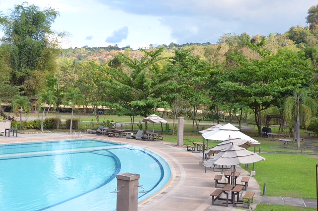 Di ka naman dating ganyan kawayan resort