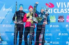 Pódium pro Bauer Ski Team: Ilja Černousov dojel v Seefeldu třetí