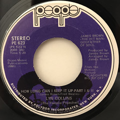 LYN COLLINS:HOW LONG CAN I KEEP IT UP(LABEL SIDE-B)