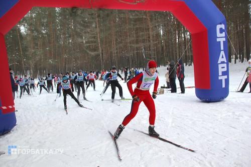 Селивановская лыжня - 2018