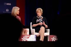 Kellyanne Conway & Linda McMahon