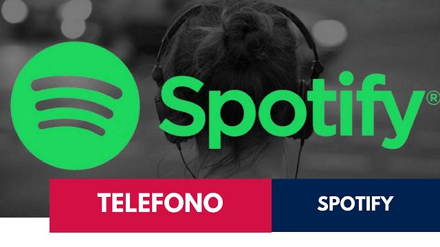 Telefono Spotify Argentina