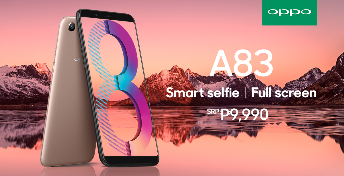 5 OPPO A83 KV Best Value Smartphone