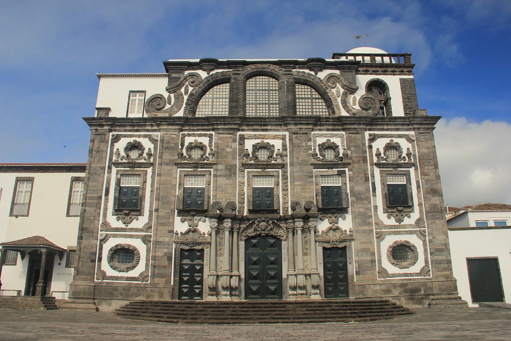 College Jesuit Church, Ponta Delgada