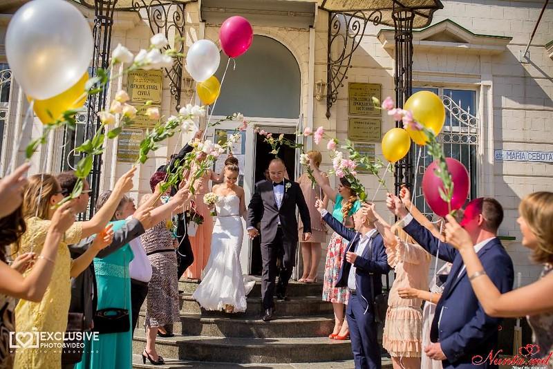 Самая лучшая  фото-видео съемка свадебных мероприятий в Молдове и мире!