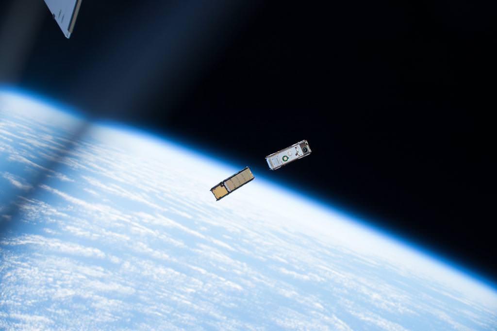 Un minuscule satellite de la NASA a cartographié la glace atmosphérique de la Terre