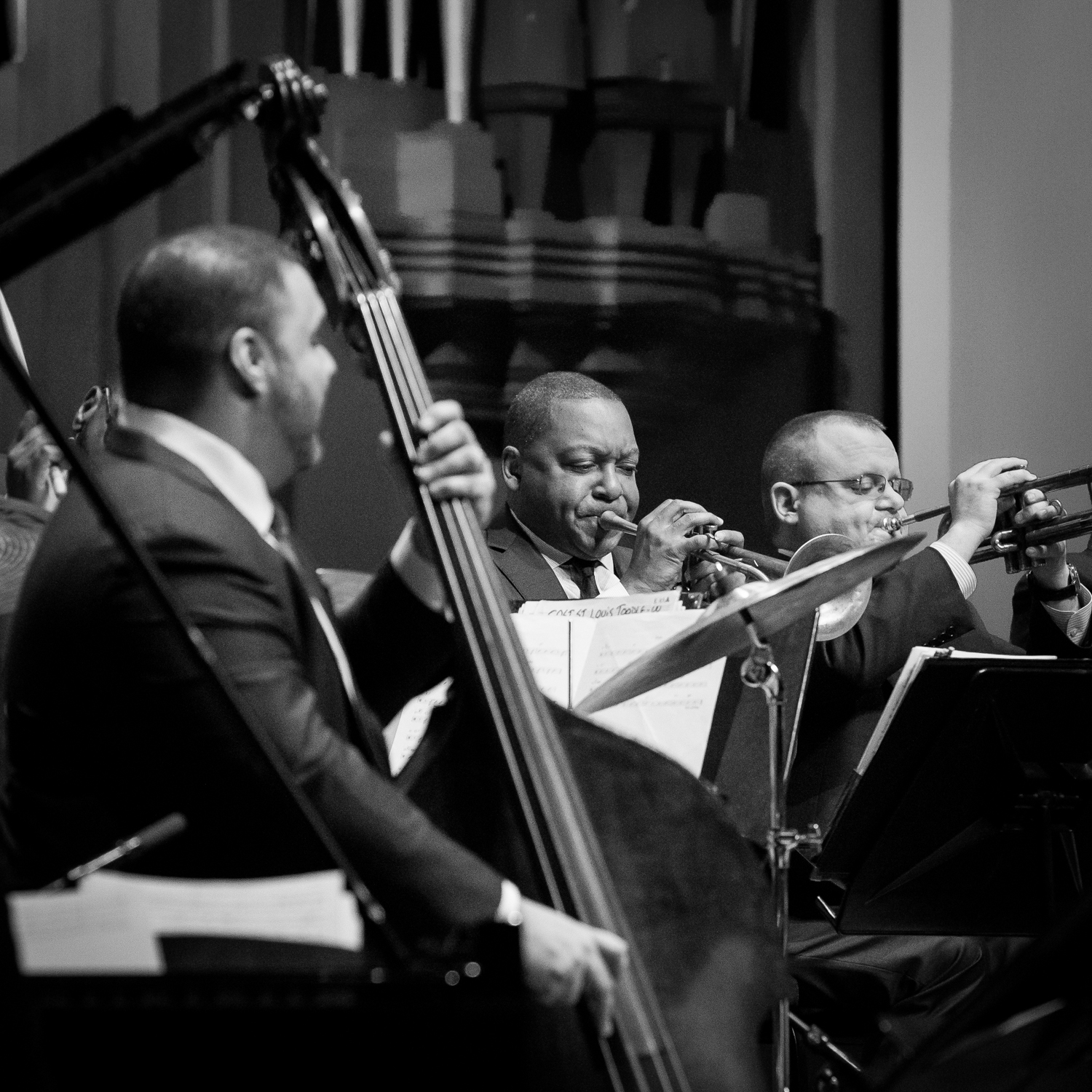 Jazz at Lincoln Center Orchestra -7897