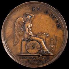 Abolition of the Slave Trade Medal reverse