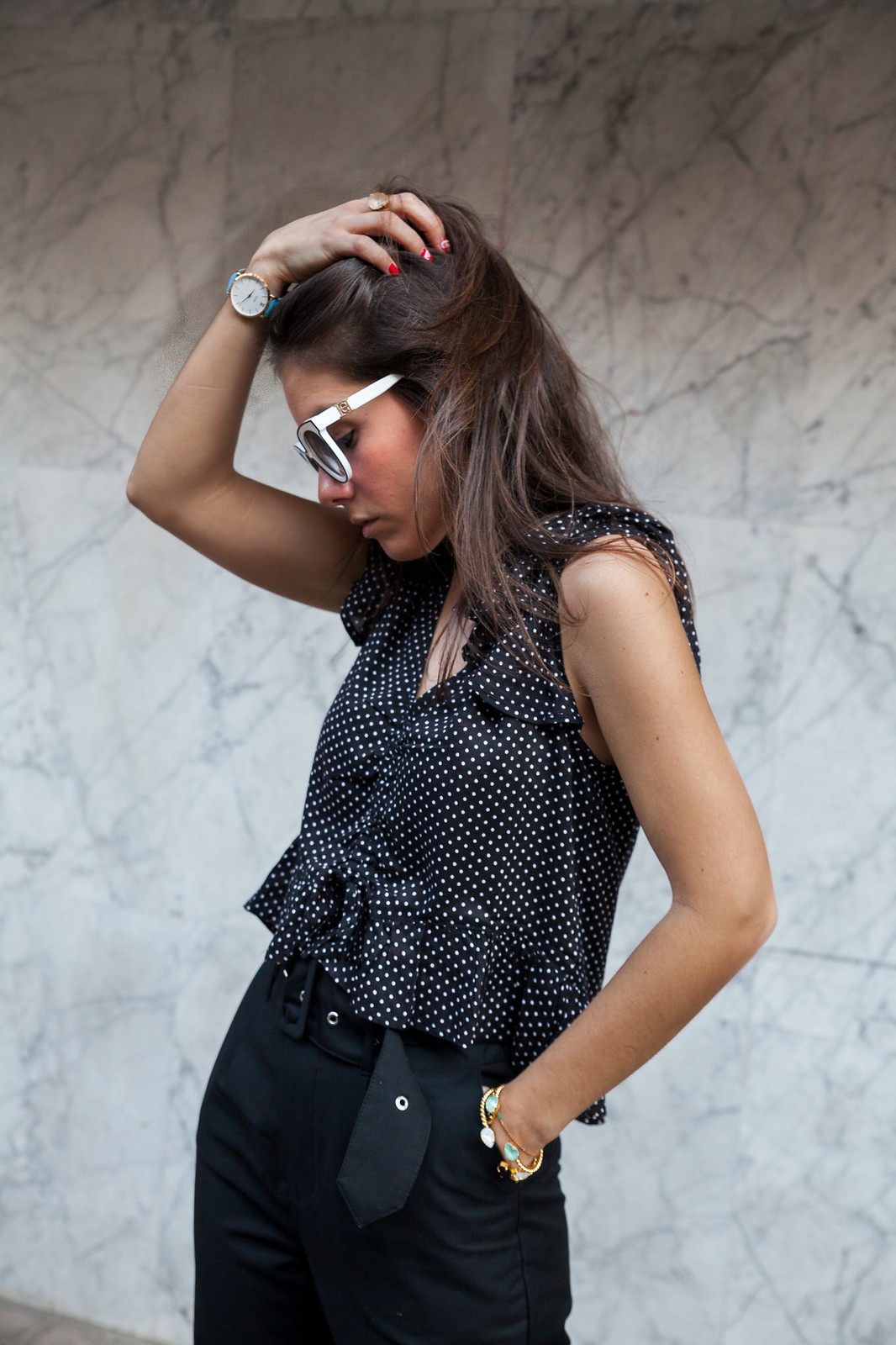 011_NA-KD_DOTS_BLACK_OUTFIT_THEGUESTGIRL_INFLUENCER_SPAIN