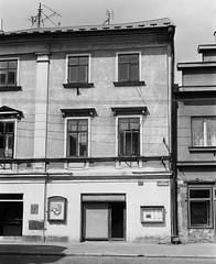 Vysoké Mýto (UO), dům na Gottwaldově náměstí (1986)