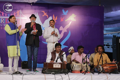 Devotional song by Jagat Geetkar and Dilbag Uppal from Delhi