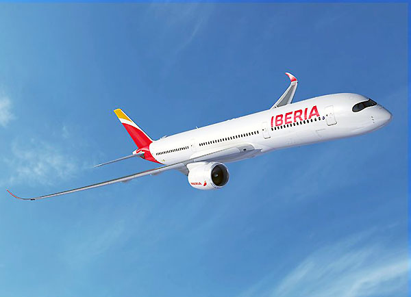 Iberia A350-900 (Airbus)
