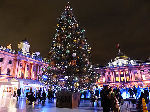 sapin de somerset house