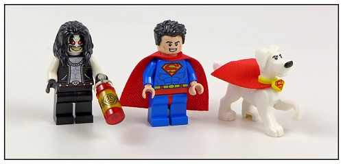 LEGO DC SuperHeroes 76096 Superman & Krypto Team-Up 31