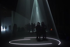 Anthony McCall's solid light works