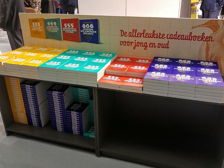 Boeiende boeken bestaan: de weetjesboeken van Herman Boel