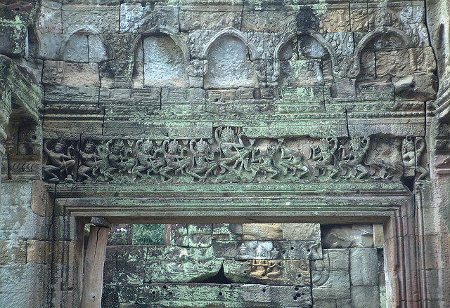 Angkor, 17/07/2005