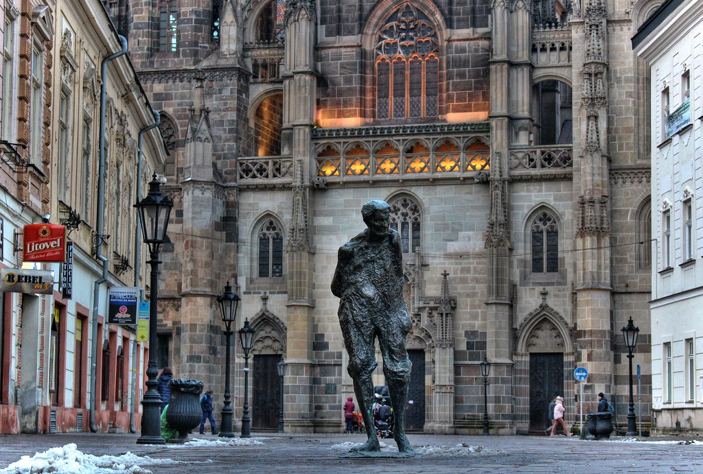 Kosice, the most beautiful city in Slovakia