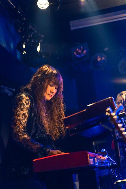 Tangerine live at 獅子王, Tokyo, 06 Feb 2018 -00444