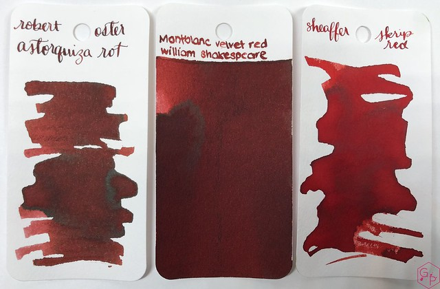 Ink Shot Review @RobertOsterInk Astorquiza Rot 1