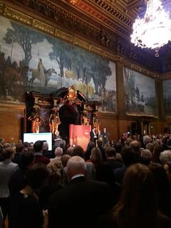 Neujahrsempfang der SPD Bürgerschaftsfraktion Hamburg 2018