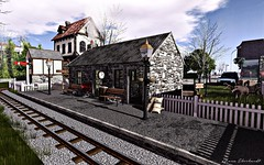 The Zany Zen Railway: Somdari Station