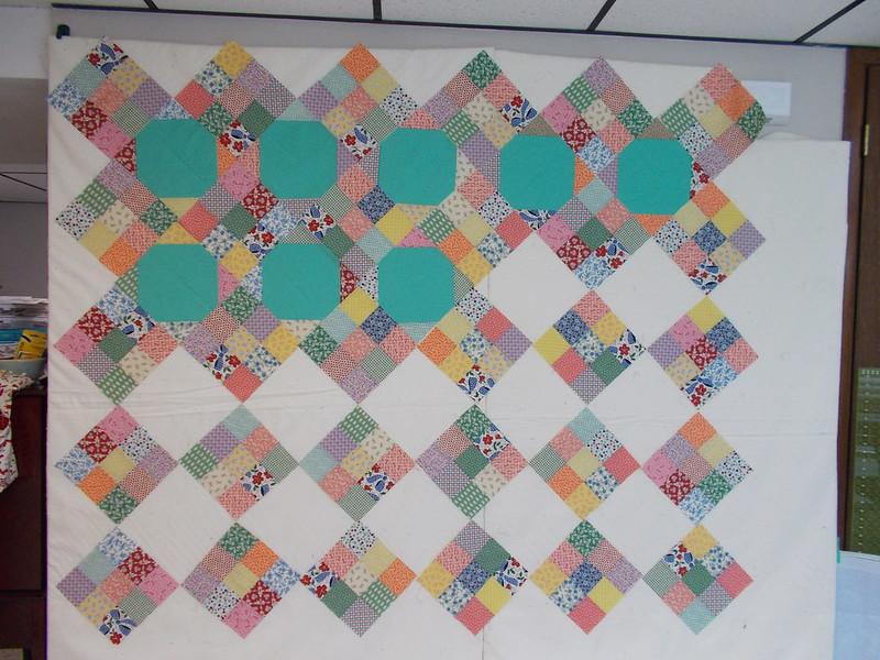 30s Repro quilt blocks