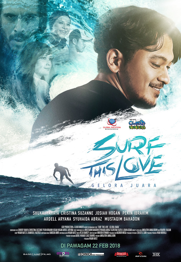 Filem SURF THIS LOVE