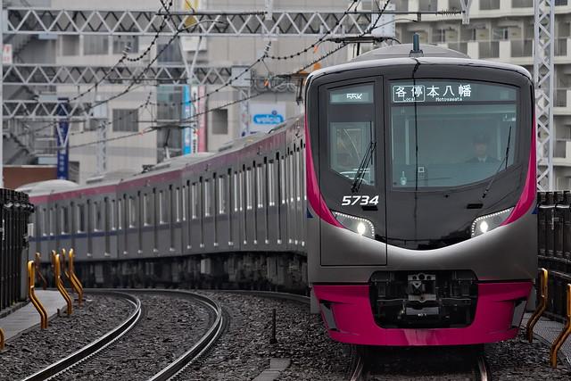 2018/02/22 京王5000系5734F